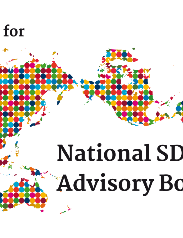 national sdg advisory bodies